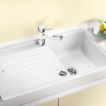 Blanco ZIA 5S SGR Manueel of Automatisch openen