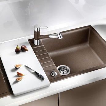 Blanco ZIA XL 6S SGR Manueel of Automatisch openen
