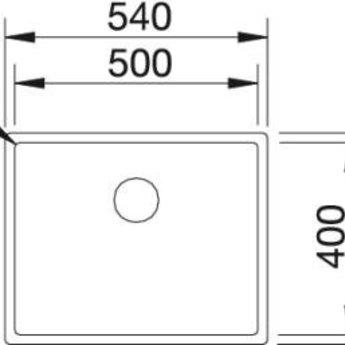 Blanco CLARON 500-IF manueel