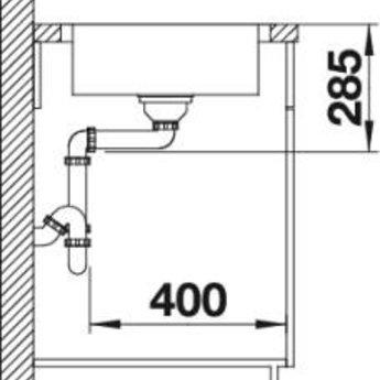 Wasbak Keuken-LANTOS XL 6S-IF