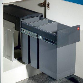 Naber Trenta 7. Afvalverzamelaars, grafietgrijs