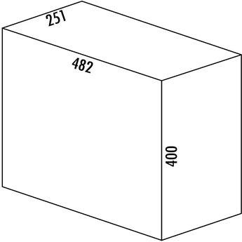 Naber Tandem 7. Afvalverzamelaars, grafietgrijs