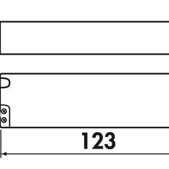 Naber LED Transformator 12V, wit