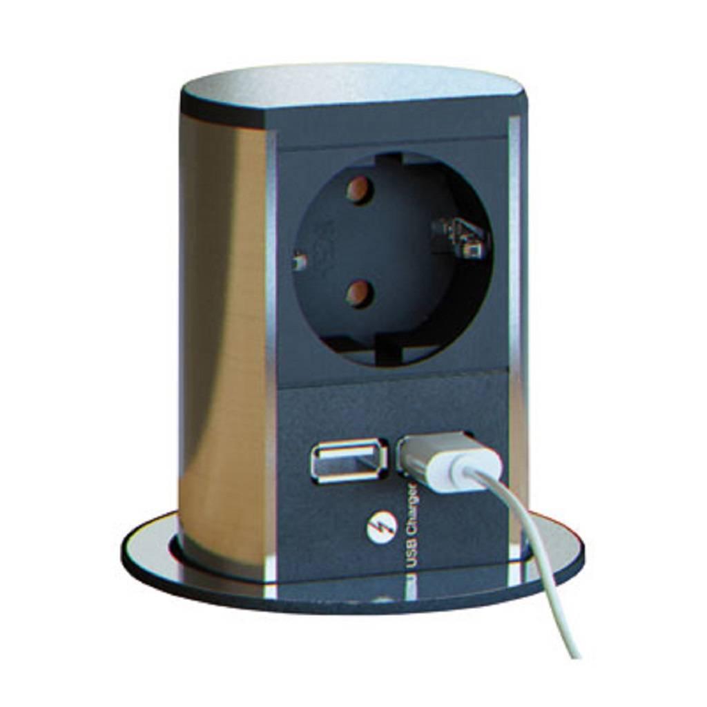 Verwonderend Inbouw Stopcontacten keuken - kookeiland en bureel - IkShop HC-26