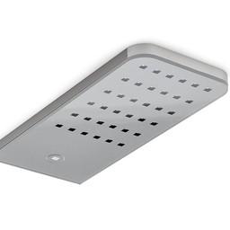Naber Flip LED zonder schakelaar, RVS
