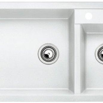 Blanco Spoelbak Keuken METRA 9 Silgranit Manueel