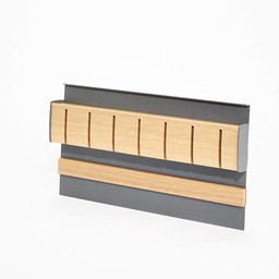 Naber Relingsysteem Linero MosaiQ Magnetische messenhouder 1.