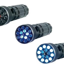 Brüder Mannesmann LED zaklamp / UV-licht / laserpointer
