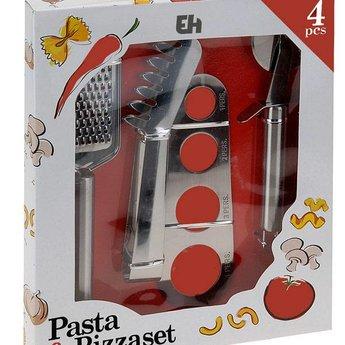 Pasta- en pizzaset (set van 4)
