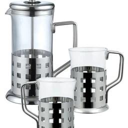 Koffie-/ theeset (3 dlg)