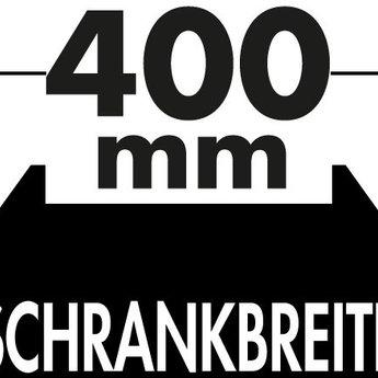 Naber Cox - Box 360 S/400-2, zonder biologisch deksel, lichtgrijs,