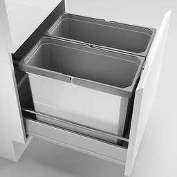 Naber Lade indeling - Cox Box 360 S/450-2, lichtgrijs,