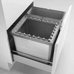 Naber Lade indeling - Cox - Box 360 S/600-2. lichtgrijs.