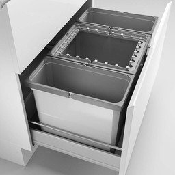 Naber Lade indeling - Cox - Box 350 S/800-3. lichtgrijs.