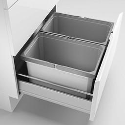 Naber Lade indeling - Cox - Box 235 S/600-2, lichtgrijs,
