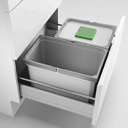 Naber Lade indeling - Cox - Box 235 S/600-2 Bio, lichtgrijs,
