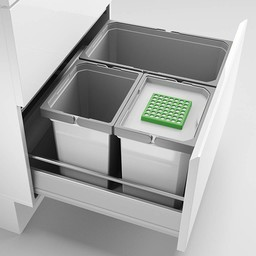 Naber Lade indeling - Cox - Box 275 S/600-3 Bio, lichtgrijs,