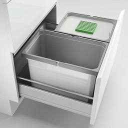 Naber Lade indeling - Cox - Box 275 S/600-2 Bio, lichtgrijs,