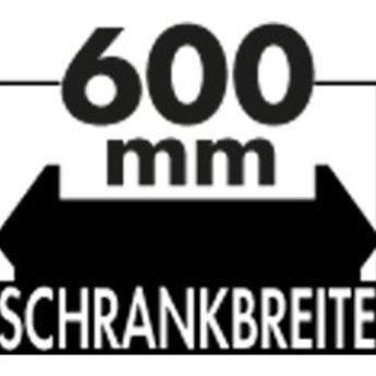 Naber Cox - Box 275 K/600-2, met biologisch deksel, lichtgrijs,