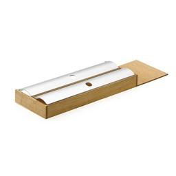Naber Lade indeling - Modify Folierollenelement, 2 deksels aluminium, Zonder folie,