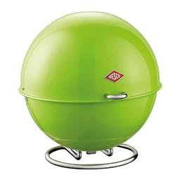 Naber Superball, Bewaardoos van stalen plaat, Limoen groen,