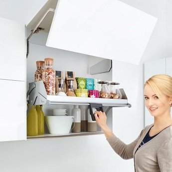 Naber Uittreksysteem keukenkast iMove Set Single Tray.
