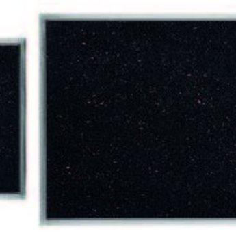 Naber Inbouw Snijplank Decotop 1. Granietveld. Galaxy Star.