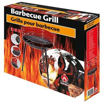 Stalen barbecue