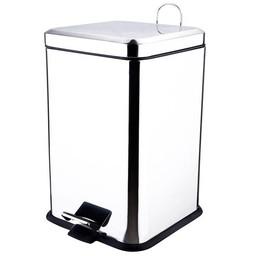 Roestvrijstalen pedaalemmer (20 liter)