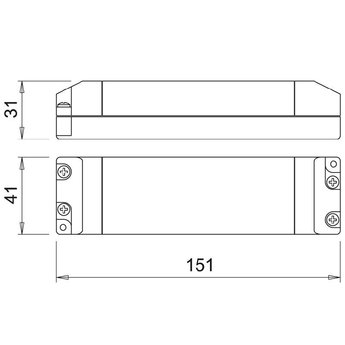 Naber Converter 6. wit. 30 watt, 12 V DC,
