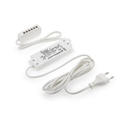 Naber LED Keukenverlichting - Converter 6. wit. 30 watt, 12 V DC,