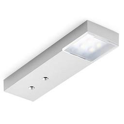 Naber LED Keukenverlichting - Trave II Zonder schakelaar. Onderbouwlamp. roestvrij staalkleurig.