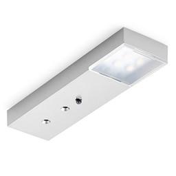 Naber LED Keukenverlichting - Trave II Met LED Touch schakelaar en dimmer. Onderbouwlamp. roestvrij