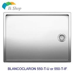 Blanco Spoelbak-CLARON 550-T-IF manueel
