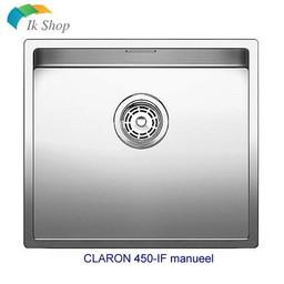 Blanco Spoelbak-CLARON 450-IF manueel