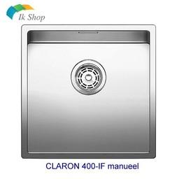 Blanco Spoelbak-CLARON 400-IF manueel