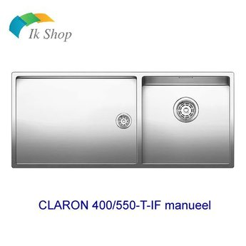 Blanco CLARON 400/550-T-IF manueel