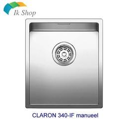 Blanco Spoelbak-CLARON 340-IF manueel