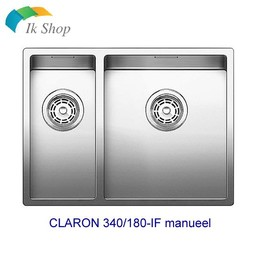 Blanco Spoelbak-CLARON 340/180-IF manueel