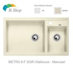 Blanco Spoelbak Silgranit - Blanco-METRA 9-F
