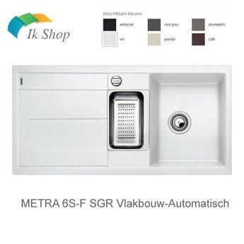 Blanco METRA 6S-F SGR Vlakbouw-Automatisch