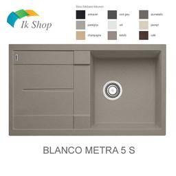 Blanco Spoelbak - METRA 5S SGR Manueel openen