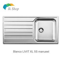 Blanco Spoelbak - LIVIT XL 5S man.