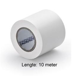 Naber Luchtafvoer N-KLEB PVC plakband wit Voor veilige verbinding van slangen met systeemdelen