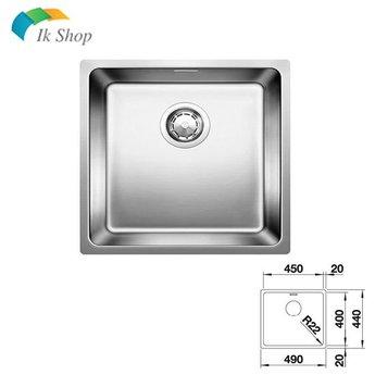 Spoelbak keuken - ANDANO 450U - Manuele of Automatische bediening