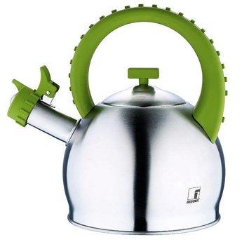 Fluitketel 2.8 liter Bergner RVS