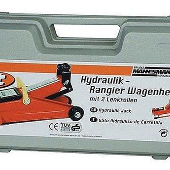 Brüder Mannesmann Verrijdbare hydraulische krik (2000 kg)