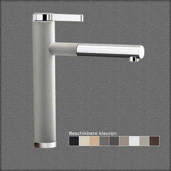 Blanco Keukenmengkraan LINEE-S - 9 kleuren silgranit