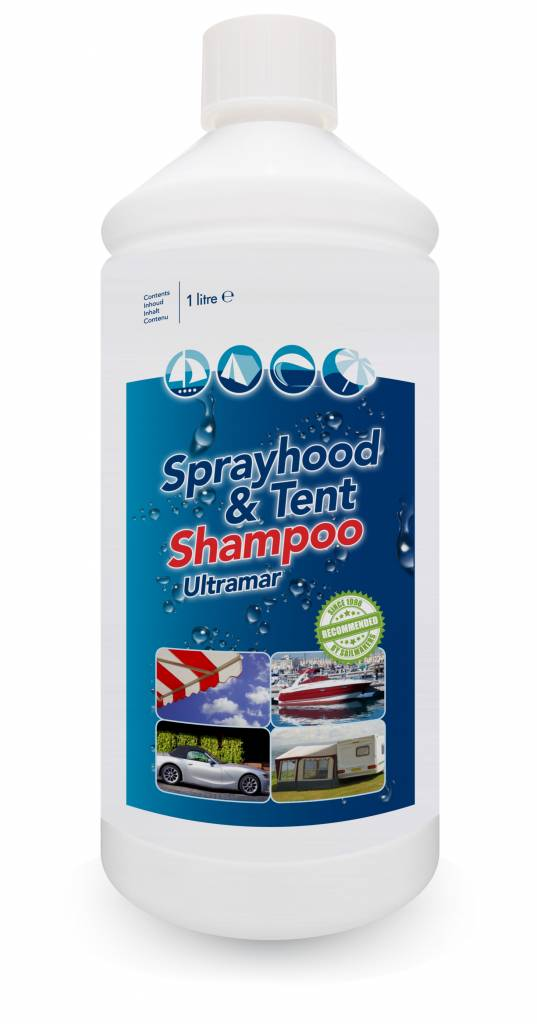 Ultramar Sprayhood & Tent Shampoo 1L