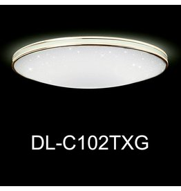 DALEN DL-C102TX-G  Ø 45 cm,  28W  sterrenhemel
